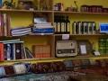 Intérieur des Imbiss-Restaurants um die Ecke
