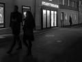 Vor dem Stadttheater